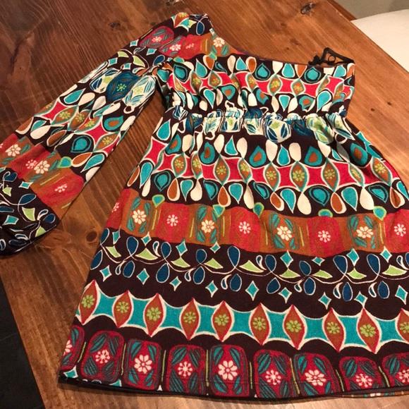 Judith March Dresses & Skirts - Boutique one shoulder dress